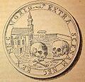 """Las Glorias Nacionales, 1852 """"Medalla de plata inédita de la abdicación del emperador Carlos V..."""" (4013193173).jpg"""