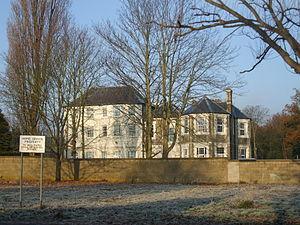 James Larratt Battersby - Latchmere House in 2012