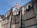 Lateral del Santuario del Señor de Chalma.JPG