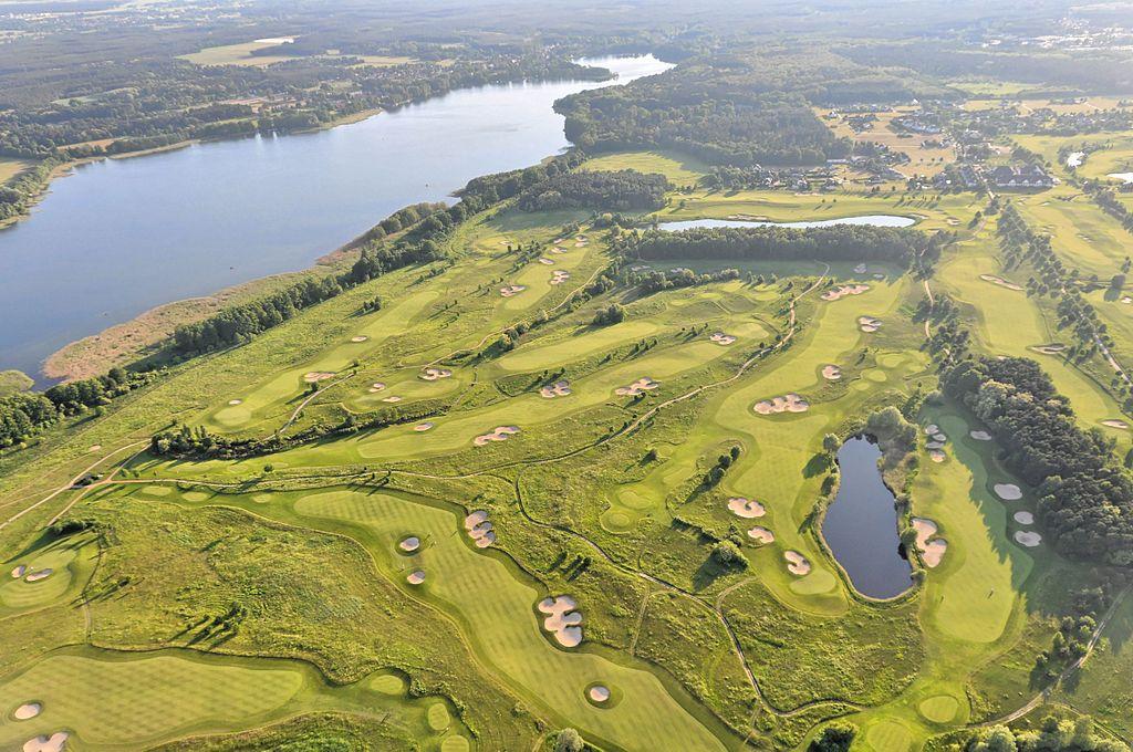 Großer Seddiner See und Golf- und Countryclub Seddiner See