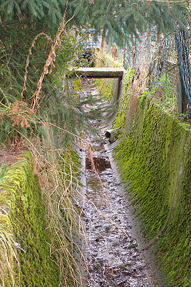 Vallée ruisseau datant