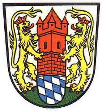 Lauterhofen - Image: Lauterhofen