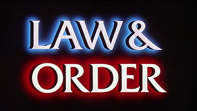 Picture of a TV show: Law & Order