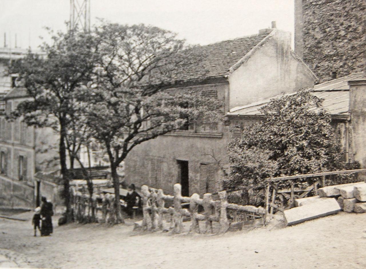 Au Lapin Agile, 1913