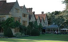 Le Manoir aux Quat' Saisons in September 2006