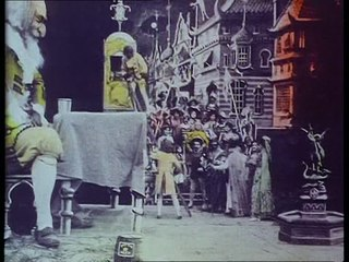 <i>Gullivers Travels Among the Lilliputians and the Giants</i> 1902 film by Georges Méliès