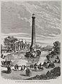 Le phare des Roches-Douvres et l'église gothique.jpg