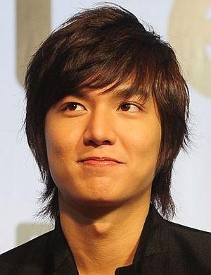 Lee Min-ho (actor, born 1987) - In December 2012
