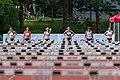 Leichtathletik Gala Linz 2018 women´s 100m hurdles-7262.jpg