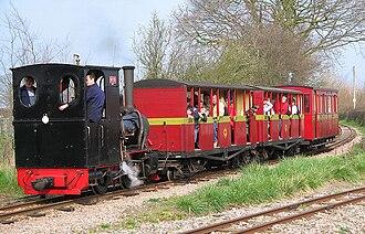 Leighton Buzzard Light Railway - Image: Leighton Buzzard train