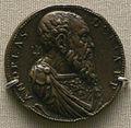 Leone leoni, medaglia bronzea di andrea doria.JPG