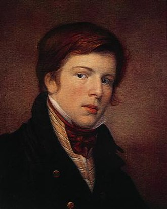 Leopold Kupelwieser - Self-portrait (c.1813)