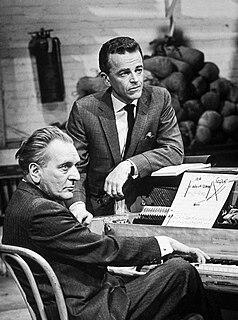 Lerner and Loewe 20th-century American songwriting team