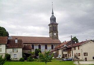 Les Voivres Commune in Grand Est, France