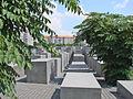 Les stèles du Mémorial aux juifs assassinés dEurope (Berlin) (2704866220).jpg