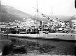 Les torpilleurs Français et Italiens (noirs), Monaco, avril 1906 (6305165075).jpg