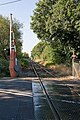 Level Crossing on Tavell's Lane, Marchwood - geograph.org.uk - 983452.jpg