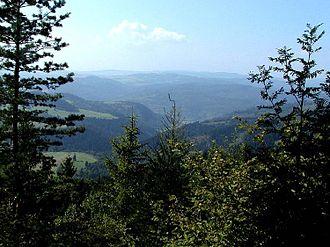Levoča Mountains - the Levoča Mountains