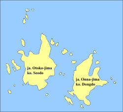 Liancourt Rocks Map.svg