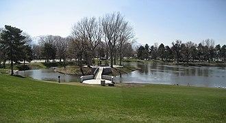 Liberty Park - Image: Liberty Lake