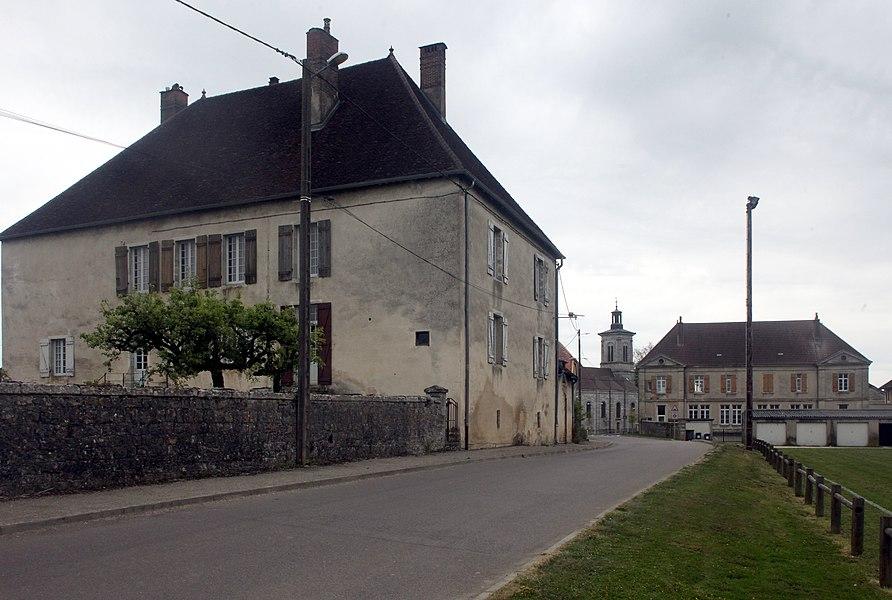 Liesle (Doubs).