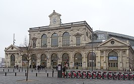 Station Lille-Flandres