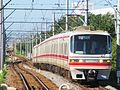 Limited Express of Meitetsu Nishio Line.JPG