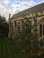 Lincoln College - Chapel View from Berrow Foundation Building.jpg