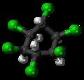 Lindane (boat) molecule ball.png