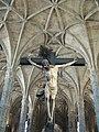 Lisboa, Igreja de Santa Maria de Belém, crucifixo (5).jpg