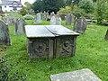 Listed tombs in Farndon churchyard.jpg