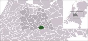 Cothen - Image: Locatie Wijk Bij Duurstede