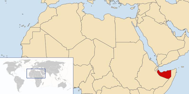 LocationSomaliland1960