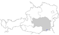Location of Sankt Veit am Vogau (Austria, Steiermark).PNG