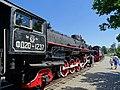 Locomotive at Brest Railway Museum - Brest - Belarus - 06 (26873523503).jpg