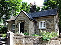 Lodge in grounds of Flintshire County Hall, Mold - DSCF1210.JPG