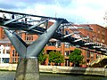 London - Millennium Bridge - panoramio (1).jpg