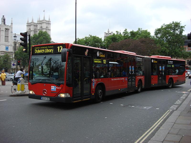 CLondoner92: Photos of Bendy Buses in London
