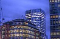 London Night Time Office Buildings 5171579061.jpg