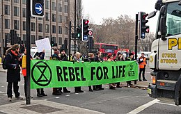 London November 23 2018 (19) Extinction Rebellion Protest Tower Hill.jpg
