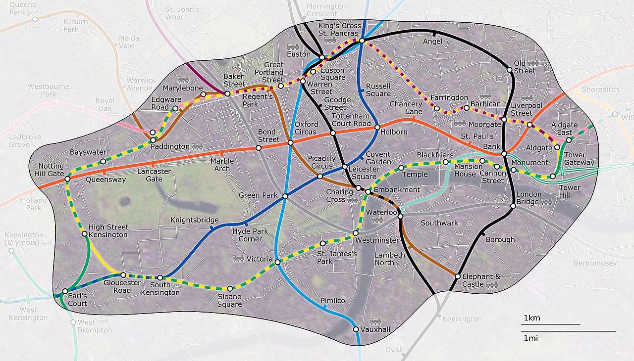 fare zone 1 - Wikiwand