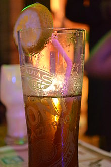 "photo of ""Long Island Iced Tea"" Cocktail drink."