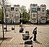 foto van Belgische loodshuizen (Vlissingen)