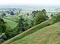 Looking down on Sutton Montis - geograph.org.uk - 486311.jpg