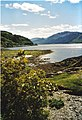 Looking south-east from Eilean Donan Castle - geograph.org.uk - 530821.jpg