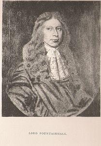 John Lauder, Lord Fountainhall