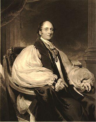 Lord John Beresford - Image: Lord J Gd P Beresford Abp Armagh
