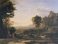 Lorrain - Pastoral Landscape, c.1645.jpg