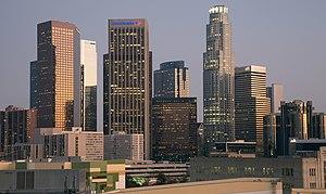 Los Angeles metropolitan area - Downtown Los Angeles