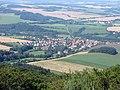 Louňovice z Blaníku - panoramio.jpg